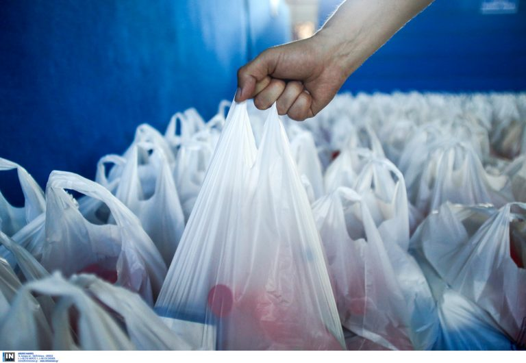 Χρέωση 5-10 λεπτών στις πλαστικές σακούλες