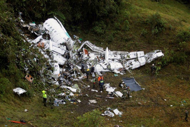 Βραζιλία: Επιζών από την αεροπορική τραγωδία της Σαπεκοένσε γλίτωσε κι από πτώση σε γκρεμό