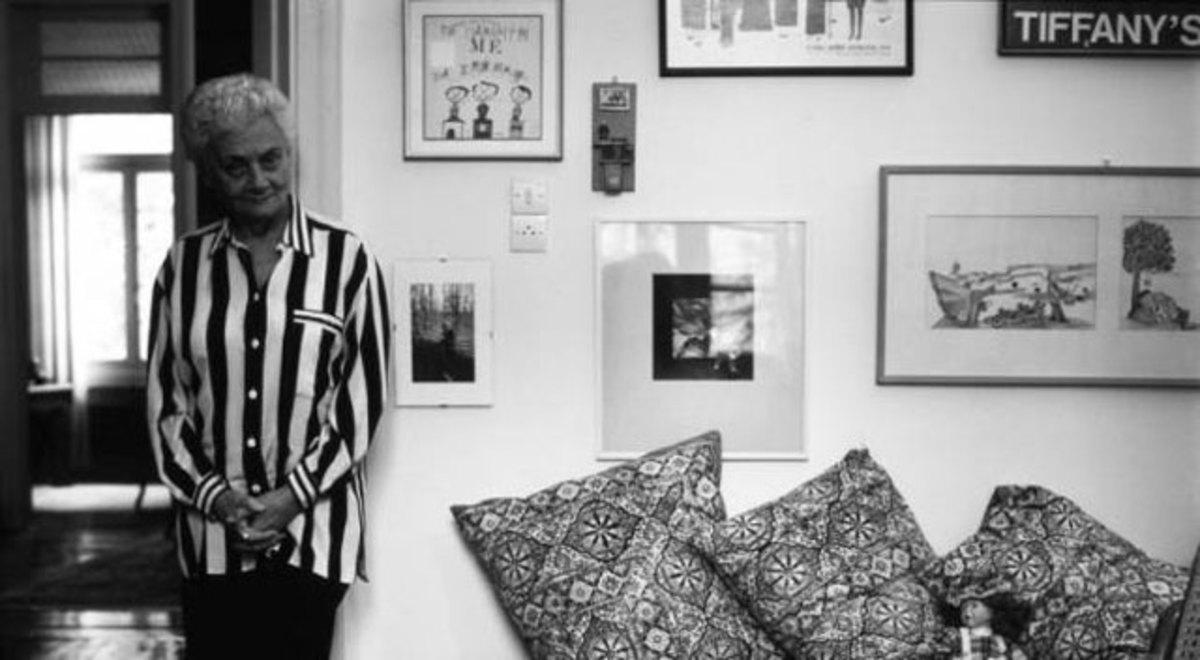 Το ησυχαστήριο της Ζωρζ Σαρή στον Αχινό Φθιώτιδας -ΦΩΤΟ