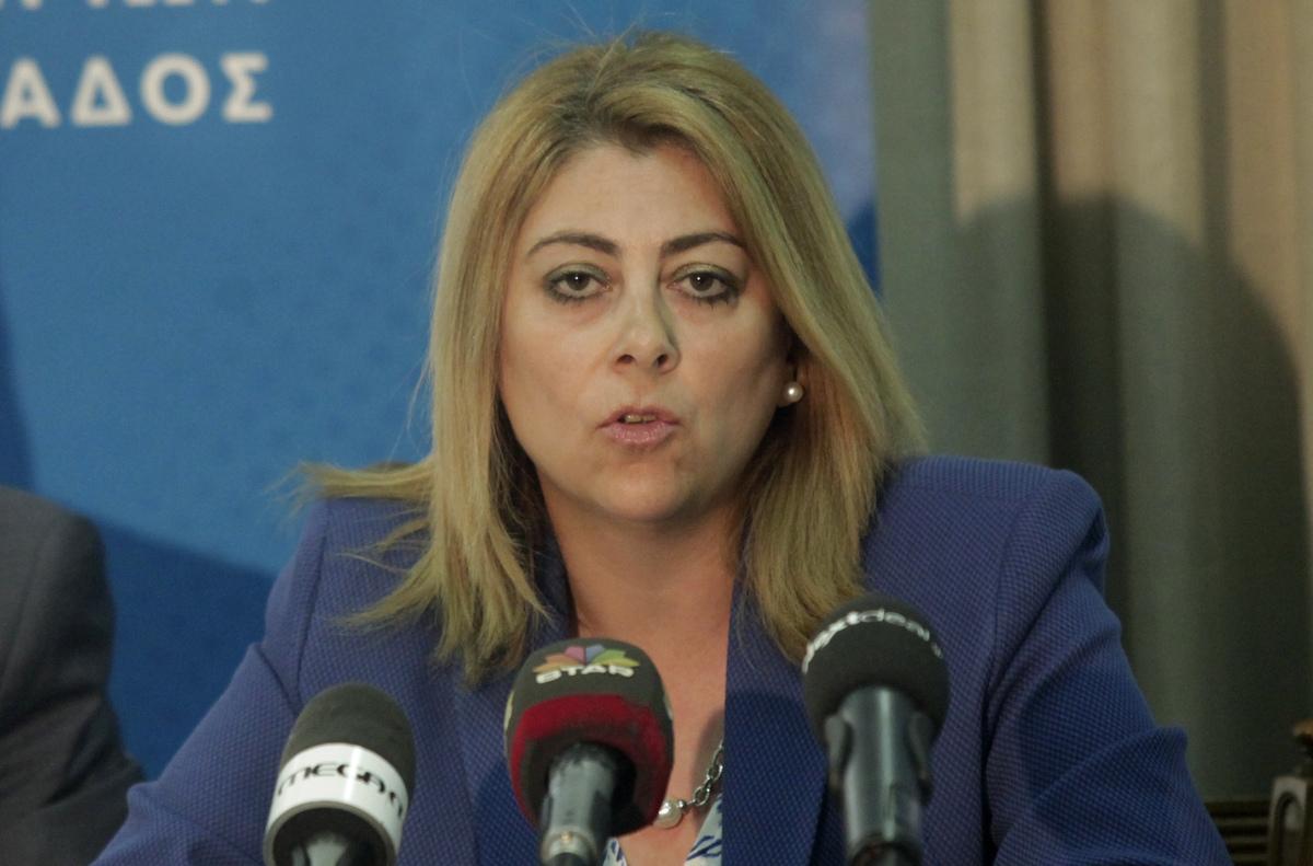 Στον εισαγγελέα η Κατερίνα Σαββαϊδου – Γεροβασίλη: «Έχει ζητηθεί η παραίτησή της»