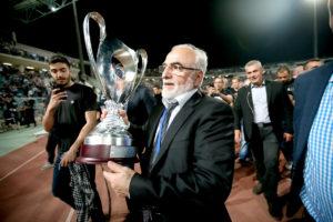 """Κύπελλο Ελλάδας – ΠΑΟΚ: Απίστευτο πριμ! """"Χρύσωσε"""" τους παίκτες ο Σαββίδης"""