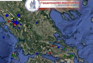 Σεισμός στα Ιωάννινα – Ανησυχία τώρα για τους μετασεισμούς [pics]