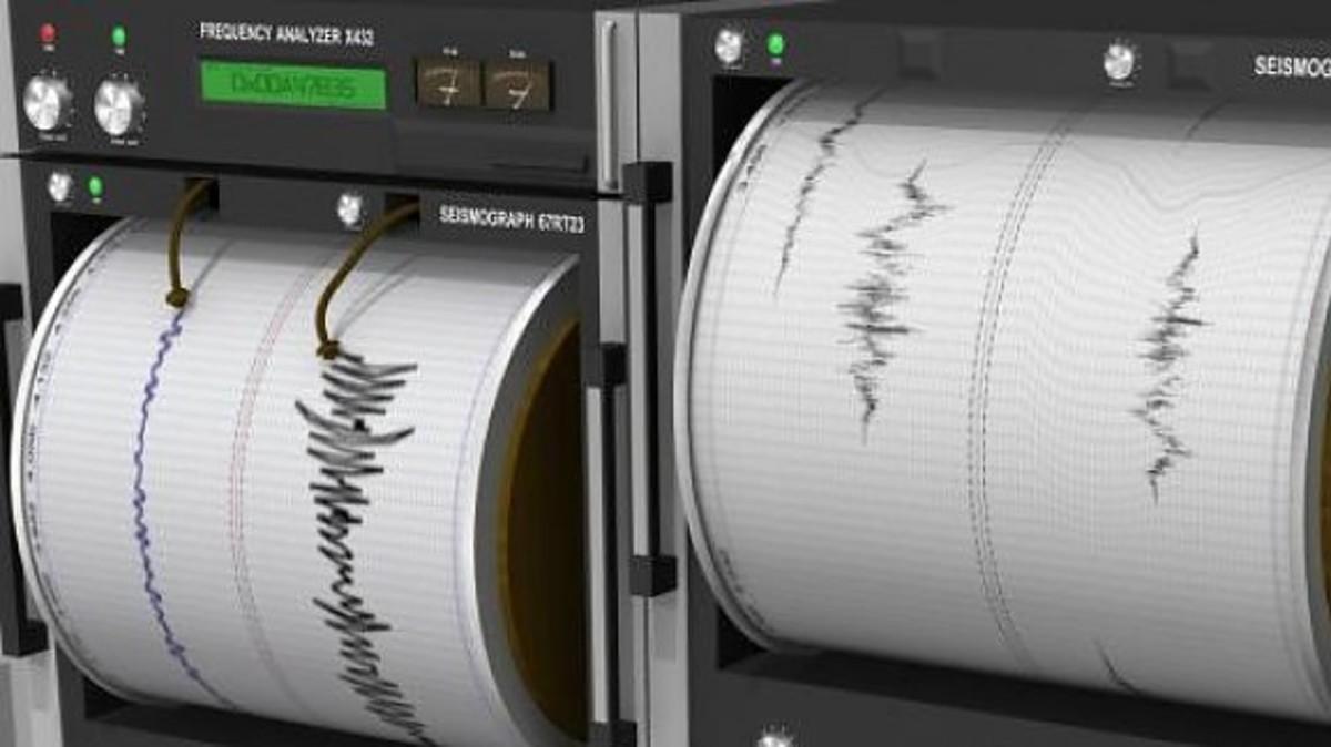 Σεισμός 4,1 βαθμών Ρίχτερ κοντά στην Ναύπακτο