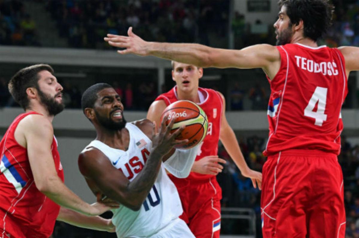 Τελικός Μπάσκετ Ρίο: ΗΠΑ – Σερβία 96-66 ΤΕΛΙΚΟ