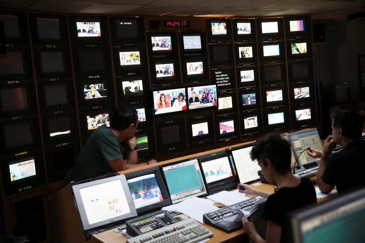 Βόμβα από τον ΣΕΒ! Θα χαθούν 1,7 δισ από το κλείσιμο των τηλεοπτικών σταθμών!