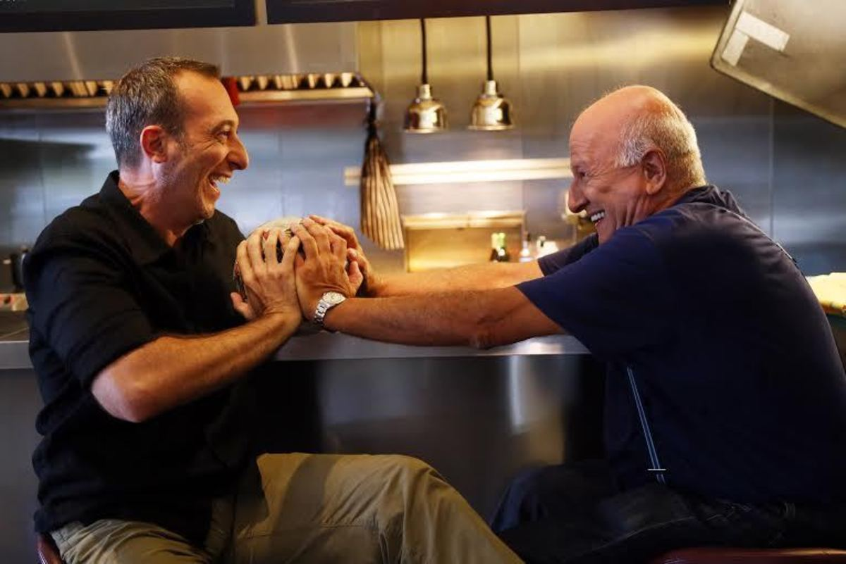 Πανούτσος και Βαϊμάκης… στην κουζίνα!