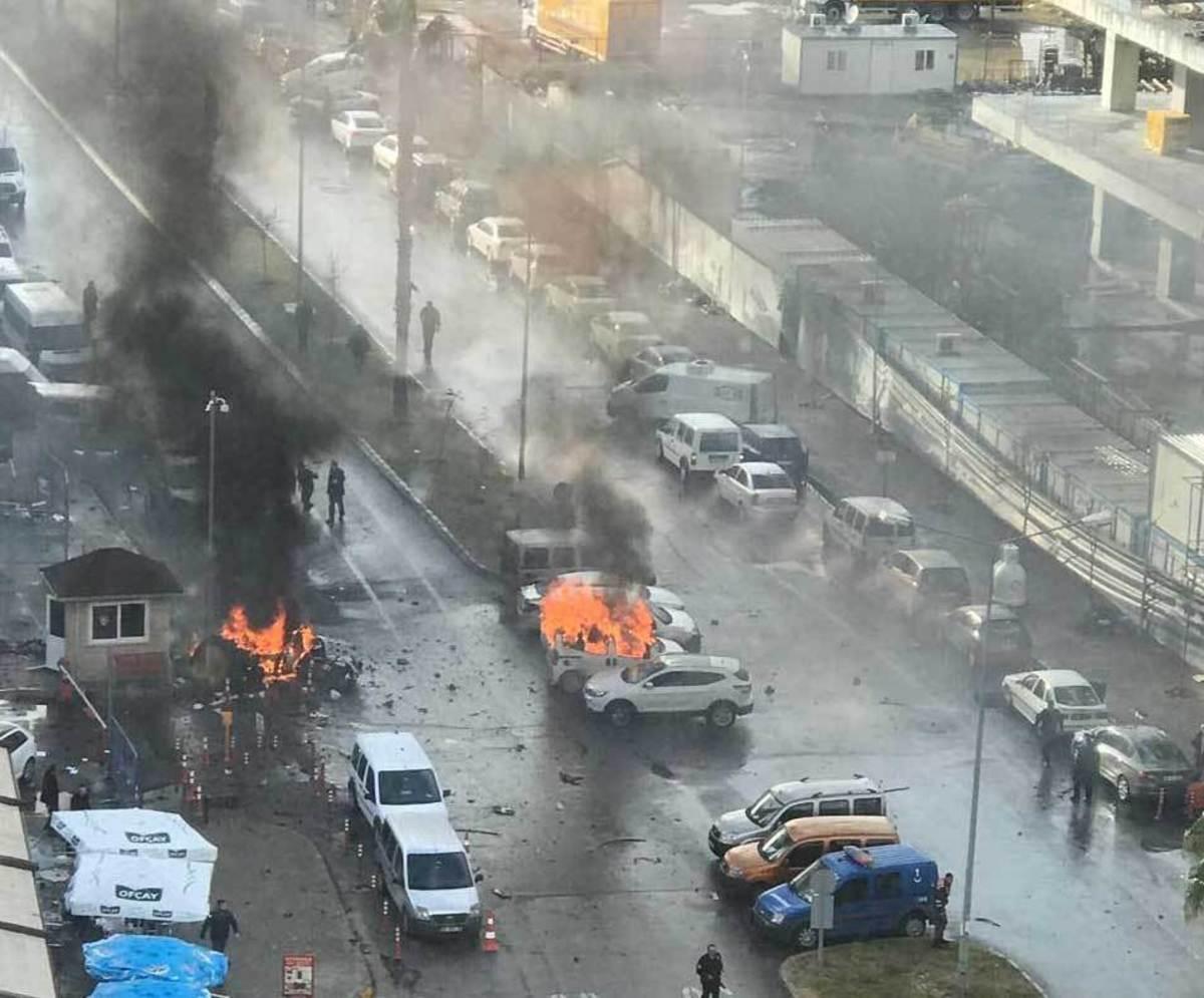Τα Γεράκια του Κουρδιστάν ανέλαβαν την ευθύνη για την επίθεση στη Σμύρνη
