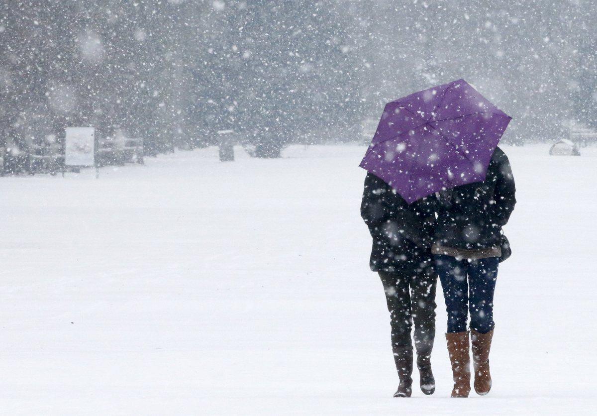"""Καιρός: Έρχεται ο χιονιάς """"The Big One"""" – Πότε θα """"χτυπήσει"""" την Ελλάδα"""