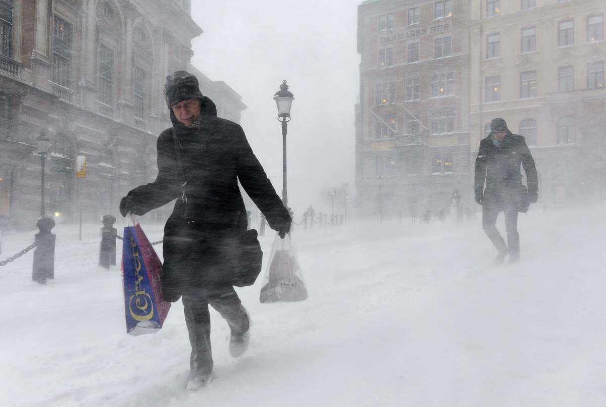 """Καιρός: Ο χιονιάς """"The Big One"""" τρομάζει την Ευρώπη – Πότε θα φτάσει στην Ελλάδα"""