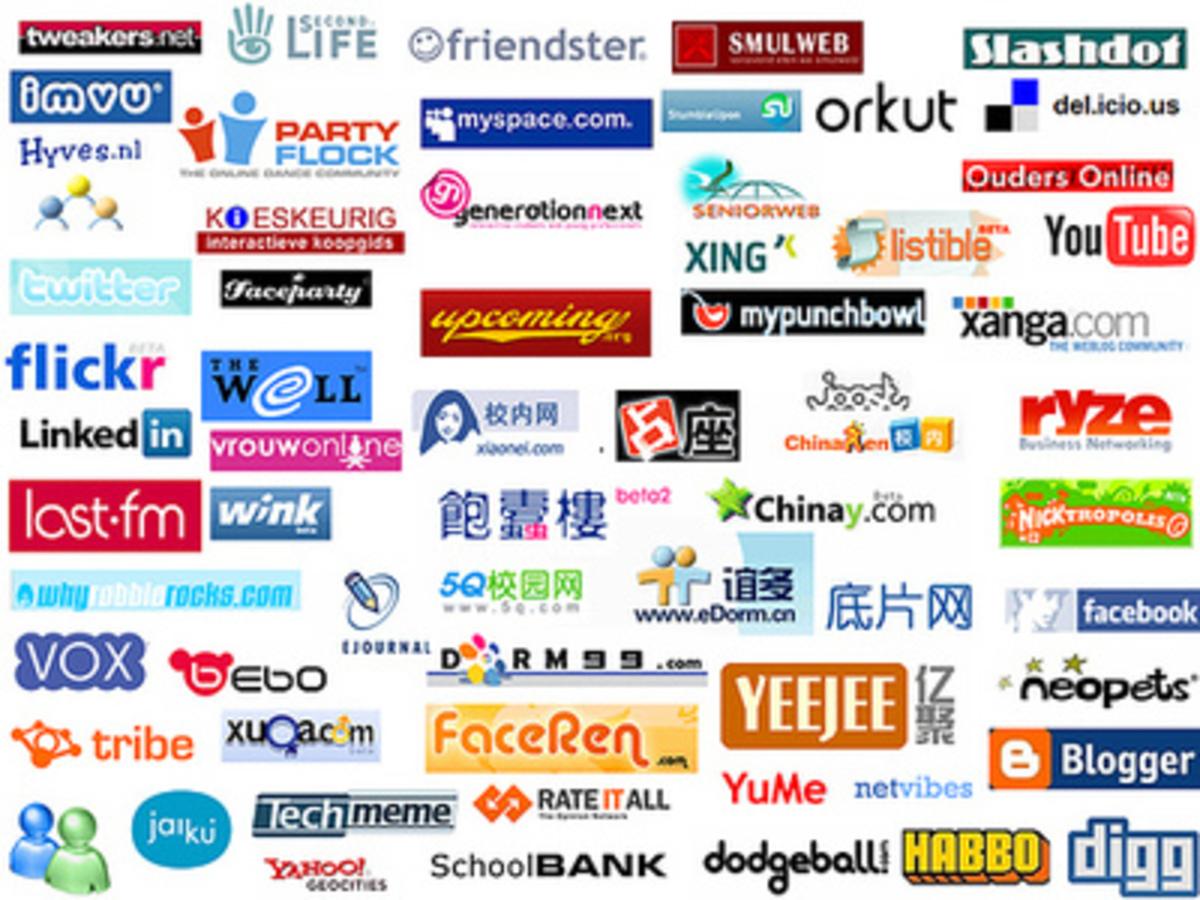 Υψηλό το ποσοστό των Ελλήνων που έχουν λογαριασμό σε social sites