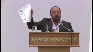 """Αρτέμης Σώρρας: """"Δεν του αρέσει να δουλεύει – Έχει τελειώσει τη Γ' Δημοτικού"""""""