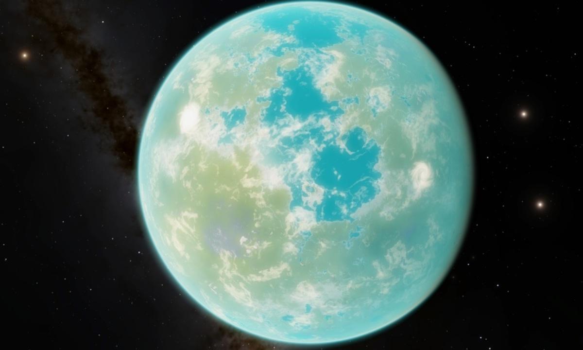Σπουδαία ανακάλυψη! Ο πλανήτης Υπερ – Γη – Ίσως φιλοξενεί ζωή [vid]