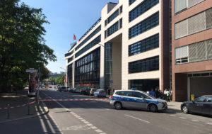 Εκκενώθηκε η έδρα του SPD λόγω ύποπτου δέματος!