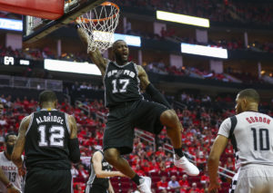 "NBA: Στους τελικούς οι απίθανοι Σπερς! ""Σόκαραν"" τους Ρόκετς [vid]"