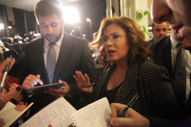 Επίθεση του υπουργείου Οικονομίας στη Μαρία Σπυράκη για το ΕΣΠΑ
