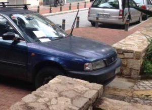 Θεσσαλονίκη: Πάρκαρε και κατάφερε να κάνει 4 παραβάσεις – Οδηγός για όσκαρ ασυνειδησίας [pic]