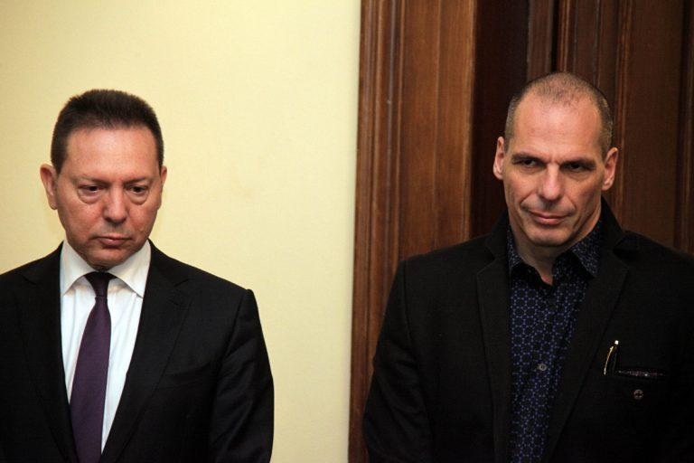 Συνταρακτικές αποκαλύψεις Στουρνάρα για Βαρουφάκη: Πήγε στην ΕΚΤ και έλεγε πως είναι υπουργός χρεοκοπημένης χώρας – Έλεγα στο Μαξίμου να τον μαζέψουν