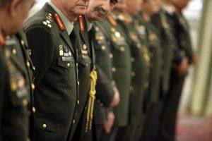 Κρίσεις Στρατού 2017: Όλα τα ονόματα Στρατού Ξηράς