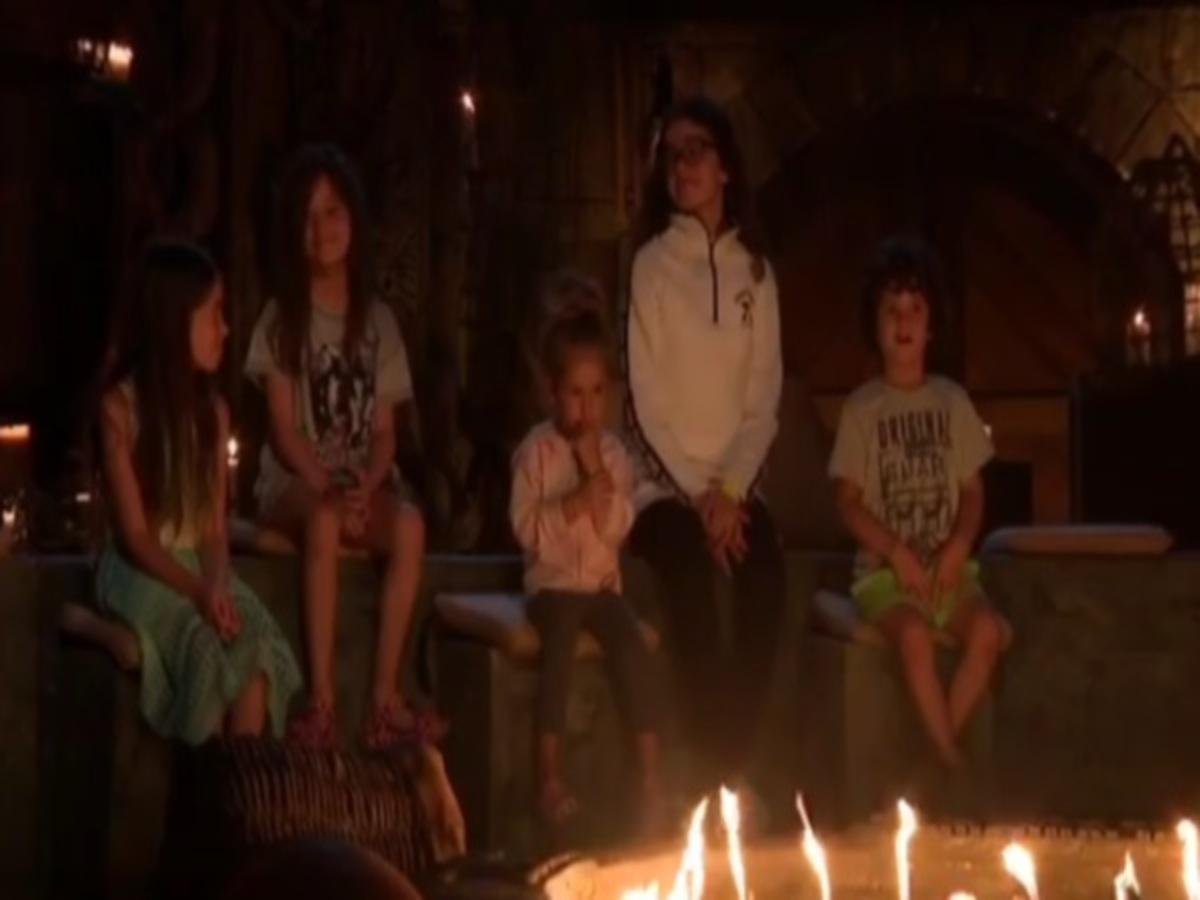 Survivor: Παιδιά στο συμβούλιο του νησιού, αντί για τους παίκτες! Τι συνέβη [vids]