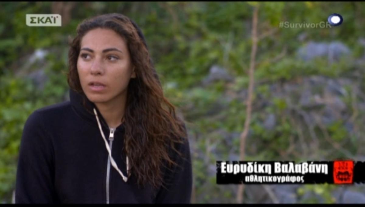 Survivor – Ευριδίκη Βαλαβάνη: Πως έφτασε μέχρι εδώ!