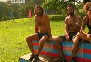 Survivor: Μπο και Κοκκινάκης υποψήφιοι – Ποιός παίκτης αποχωρεί