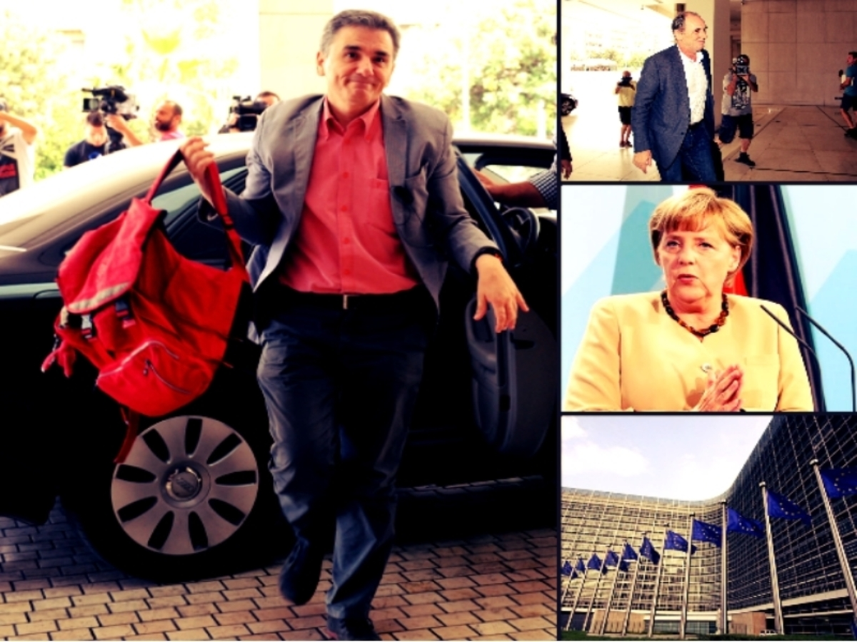 Συμφωνία: Σφίγγει τη θηλιά η Γερμανία! Δόσεις μόνο με μεταρρυθμίσεις και αυστηρά κριτήρια – Ανοιχτό το ενδεχόμενο καθυστέρησης στις υπογραφές!