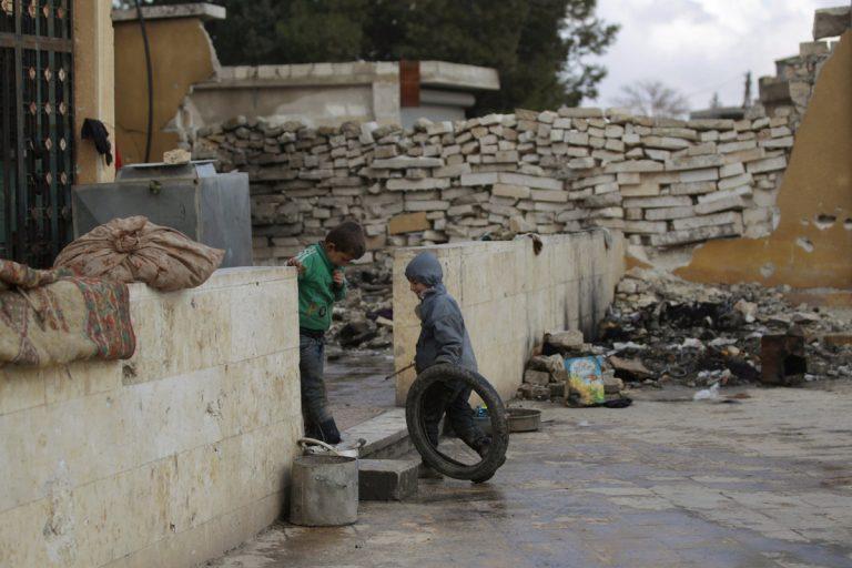 Συρία: Σε ισχύ η εκεχειρία με εγγυητές Πούτιν – Ερντογάν