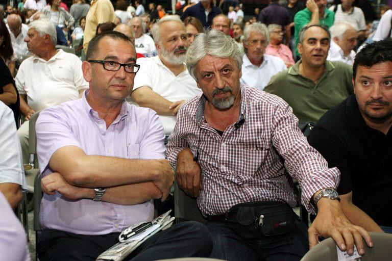 Συνέδριο ΣΥΡΙΖΑ: Όλο το παλιό ΠΑΣΟΚ ήταν εκεί (ΦΩΤΟ)
