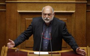"""Ο Συρμαλένιος διαψεύδει την Ασημακοπούλου: Δεν ανήκει στο λεξιλόγιό μου το """"μωρή"""""""