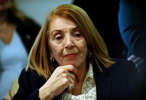Τασία Χριστοδουλοπούλου: «Αν ενοχλούν οι μετανάστες θα τους φέρω να μείνουν στο υπουργείο»