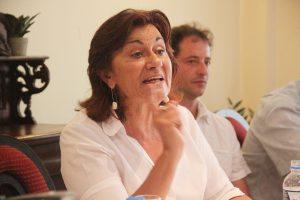 Εκλογές 2015: Θεανώ Φωτίου: Η φτώχεια δεν είναι ντροπή