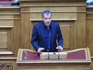 Πολυτεχνείο – Σταύρος Θεοδωράκης: «Δουλειές, Παιδεία, Αξιοκρατία»