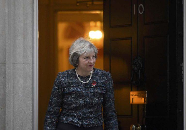 Εκπρόσωπος Μέι: Το έγγραφο που διέρρευσε για το Brexit δεν έχει αξιοπιστία