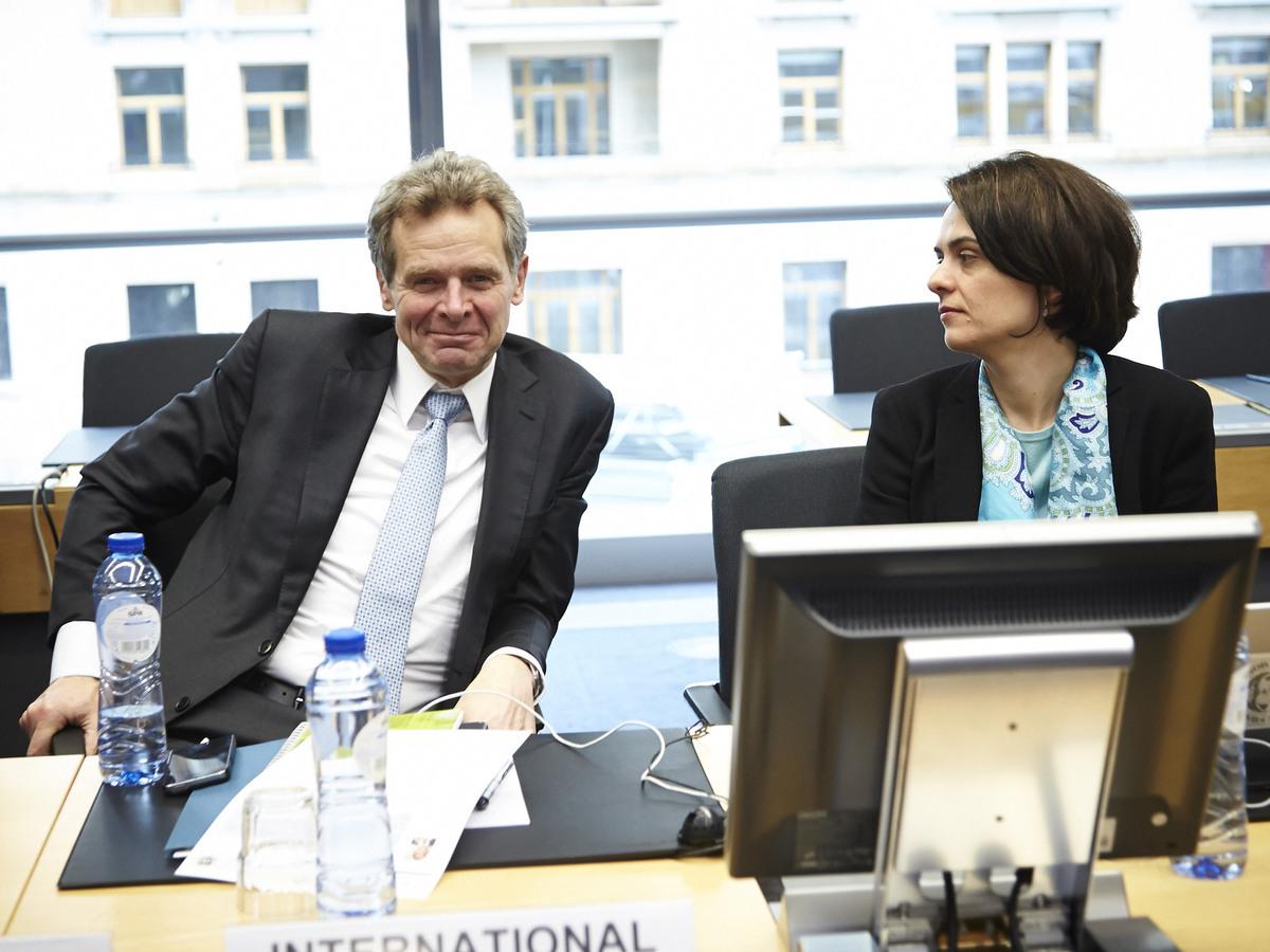 """Eurogroup: Δεν… έπαιξε τον """"κακό"""" ο Τόμσεν – Ανυποχώρητο το ΔΝΤ"""