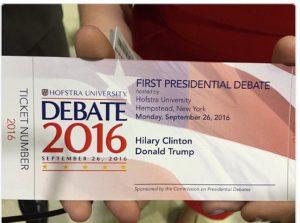 Debate: Το απίστευτο λάθος των διοργανωτών! [pic]