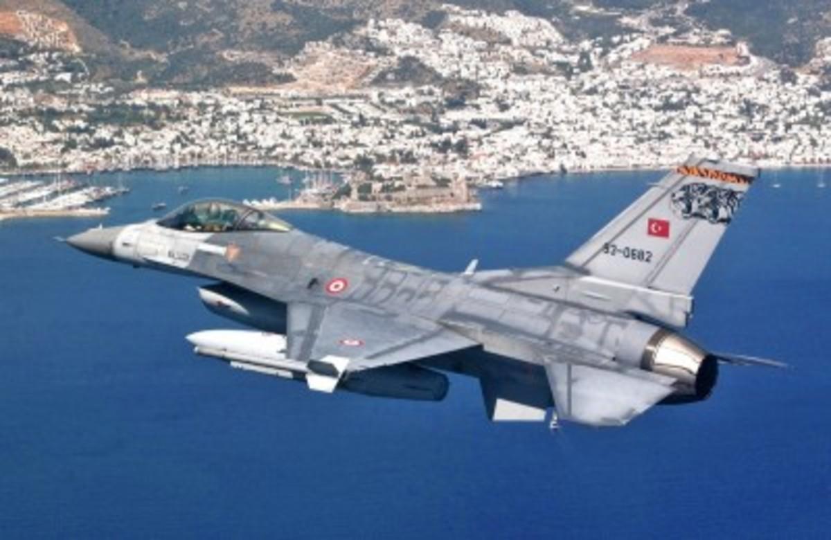 Κρεσέντο τουρκικών παραβιάσεων στο Αιγαίο! Στο στόχαστρο Καστελόριζο και Οινούσσες