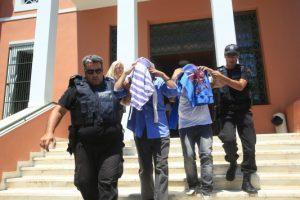 Την Πέμπτη αναμένεται η απόφαση για τους Τούρκους αξιωματικούς