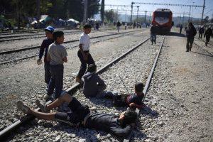 Στα 3 εκατ. ευρώ η ζημία στην ΤΡΑΙΝΟΣΕ από την κατάληψη της σιδηροδρομικής γραμμής στην Ειδομένη!