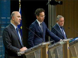 Eurogroup: Αν δεν… κλείσουν σπίτια, οι τράπεζες δεν θα δουν ευρώ – Τελεσίγραφο 5 ημερών