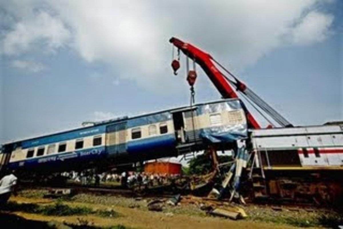 Σιδηροδρομικό δυστύχημα στην Ισπανία