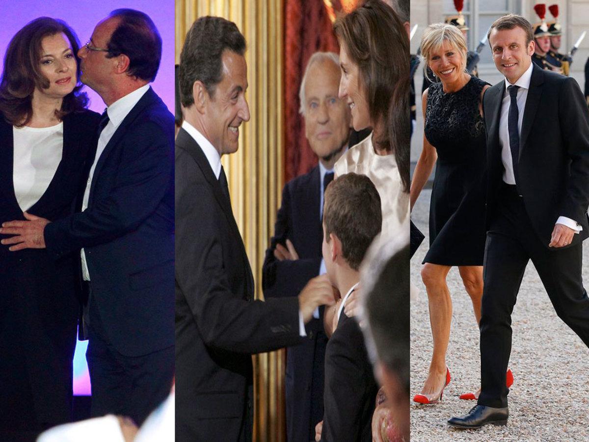 """Η """"κατάρα"""" του Ελιζέ! Από το 2007 ο πρόεδρος… χωρίζει [pics]"""