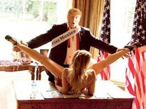 """Ο εφιάλτης του Τραμπ! Οι φωτογραφίες που """"τρέμει"""" ο Πλανητάρχης!"""