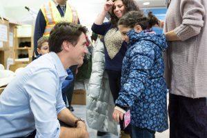 """Άγριο """"τρολάρισμα"""" Τριντό σε Τραμπ: Στον Καναδά, είστε ευπρόσδεκτοι!"""