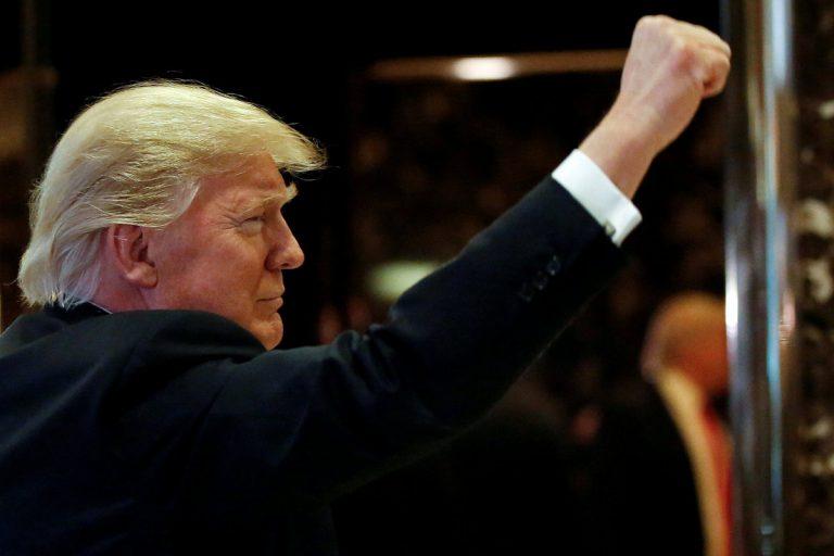 """Aσφάλιση για όλους"" υπόσχεται ο Τραμπ"