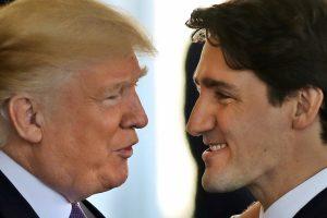 Βήμα πίσω για τη NAFTA από τον Τραμπ – Τον έπεισαν Τριντό και Νιέτο