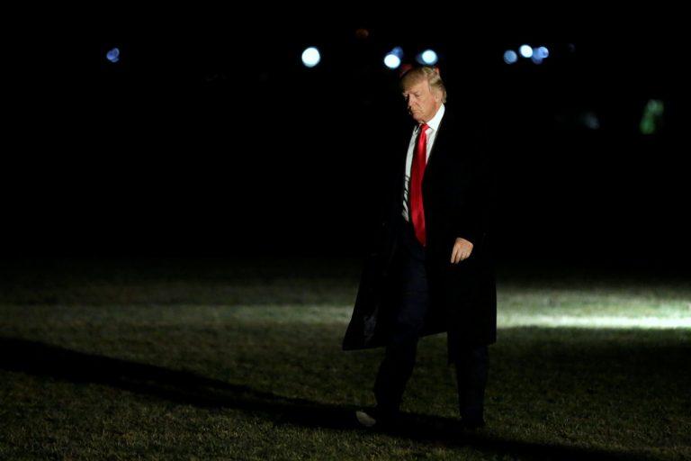 Ο κόσμος μας έγινε πιο σκοτεινός με τον Τραμπ