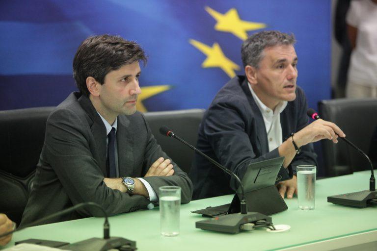 Υπουργείο Οικονομικών: Δικαιότερο φορολογικό, capital controls και άλλες προτεραιότητες