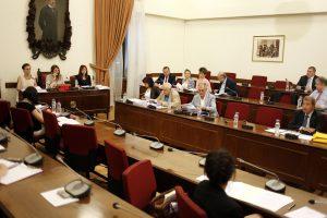Για 4η φορά η Γεωργία Τσατάνη στην Επιτροπή Θεσμών και Διαφάνειας