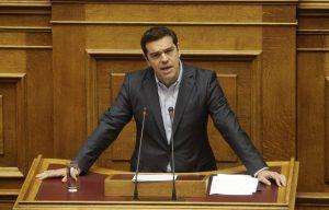 """Πήρε θέση ο Τσίπρας! """"Δήθεν αντιεξουσιαστές να μη μιλούν στο όνομα του λαού"""""""