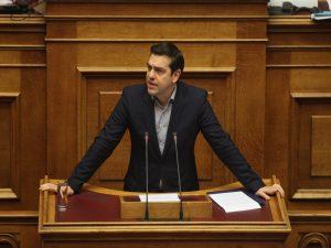 Πολυτεχνείο: Ομιλία Τσίπρα στη Βουλή για την επέτειο της 17 Νοέμβρη